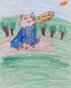 I am the Cleverest Pig